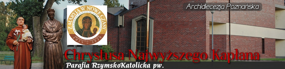 Parafia pw. Chrystusa Najwyzszego Kaplana